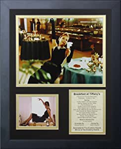 Legends Never Die Breakfast at Tiffany's 镶框照片拼贴,27.94x35.56cm