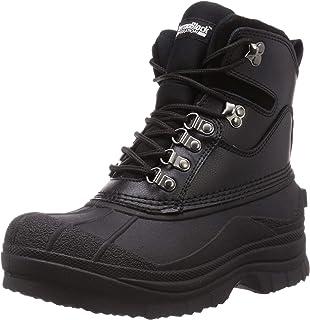 ROSCO 洛斯科 靴子 户外靴 冷靴 Black Extreme Cold Weather Hiking Boots (5659)