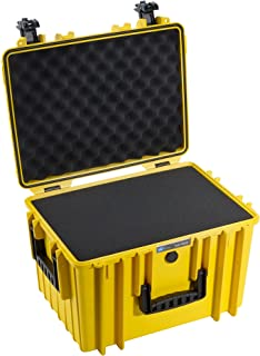 B&W 戶外工具箱 黃色