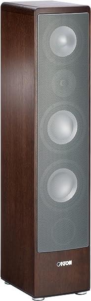 Canton Ergo 690 直流扬声器Ergo 690 DC wenge 家庭影院 落地音箱 音响 立体 单只
