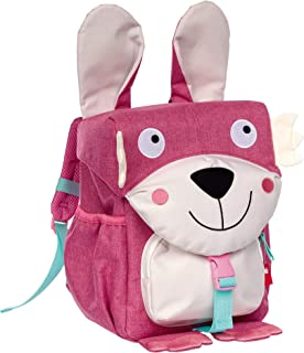 Sigikid 25080 背包 粉色 / 兔子 28 × 24 × 18 厘米