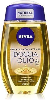 Nivea 天然油沐浴露 - 6 包 200 毫升