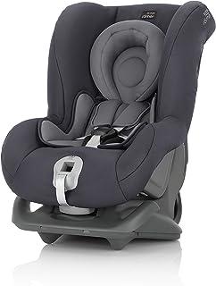 Britax Römer 宝得适 汽车座椅 First Class Plus 年龄组 0+/1(出生至18千克) Storm Grey