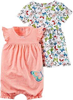Carter ' s 女婴3件套礼服
