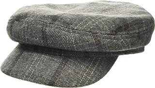 Brixton 女士 W 帽 Fiddler 格子Elbsegler Elbsegler Elbsegler帽