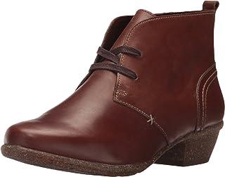Clarks 女式 Wilrose Sage 踝靴