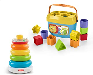 Fisher-Price 费雪 摇滚乐与婴儿玩具套装