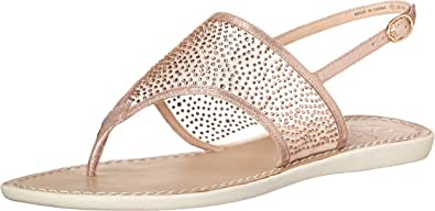 Adrianna Papell Women's Talia Dress Sandal Blush 10 B(M) US