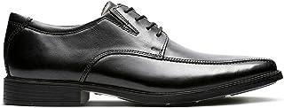 Clarks Tilden Walk 男士牛津布系带皮鞋