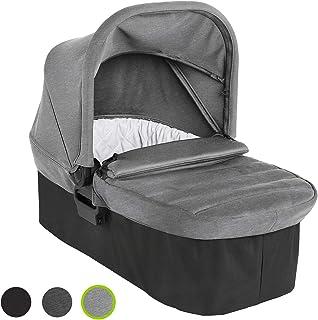 Baby Jogger 可折疊嬰兒推車 | 適用于 City Elite 2 單人手推車 Slate (Grey)