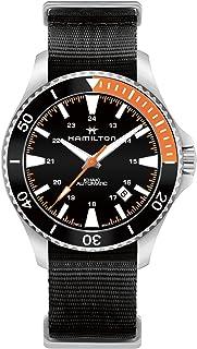 [哈密尔顿]HAMILTON 手表 卡其 机械式自动上弦 H82305931 男式 【正规进口商品】