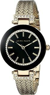 ANNE KLEIN goldtone *手表