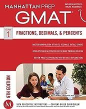 GMAT Fractions, Decimals, & Percents (Manhattan Prep GMAT Strategy Guides Book 1) (English Edition)