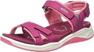 ECCO 爱步 女童 X-trinsick 鱼嘴凉鞋