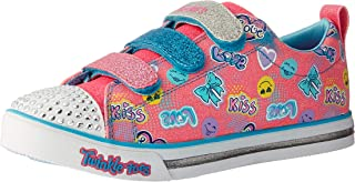 Skechers Sparkle Glitz-Pretty Pop 儿童运动鞋