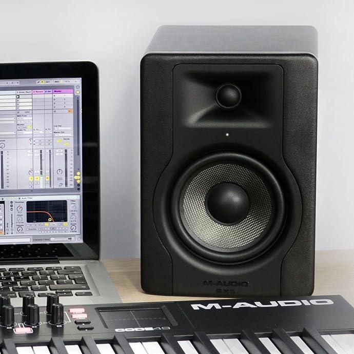 M-Audio BX5 D3 有源监听音箱 单只 ¥691