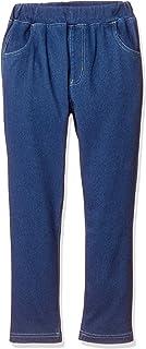 SKIN 短裤 针织牛仔裤 男童 14281515 蓝色 日本 120 (日本サイズ120 相当)