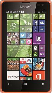 Microsoft Lumia 532 Dual Sim 8Go 橙色