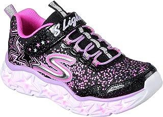 Skechers Galaxy Lights 儿童运动鞋