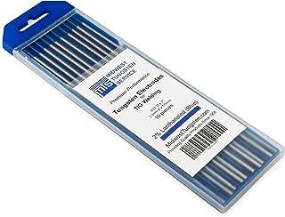 """TIG 焊接钨电极 2% Lanthanated (蓝色,WL20) 10 件装 3/32"""" 40400-01892"""