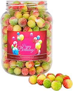 Mr Tubbys Rosey Apples - Happy Birthday Red Label - Large Jar 1700g(Pack of 1)