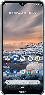Nokia 7.2 智能手机 - 德国商品(16厘米(6.3英寸),64GB 内存,4GB RAM,双-SIM,LTE)6830AA002823  4GB / 64GB Ice