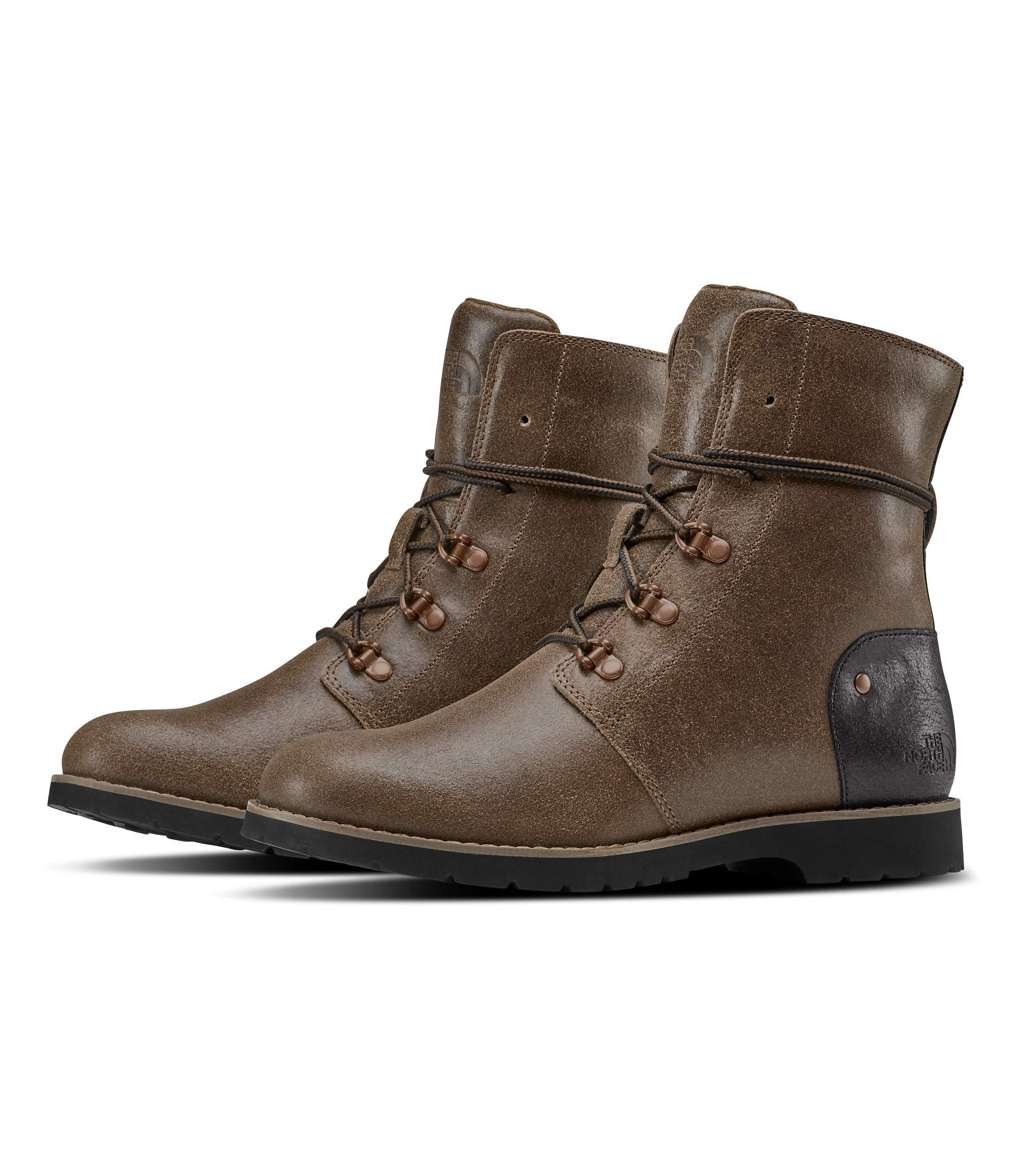The North Face 女士 Ballard Lace II 短靴