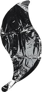 Anagram International Curve 铝箔平气球 银色 19 英寸 16301