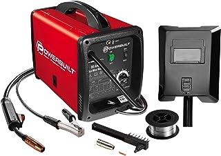 Powerbuilt Mig 90 安培 流体核心线喂食焊机紧凑型 - 240032