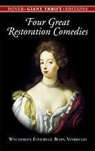 Four Great Restoration Comedies (Dover Thrift Editions) (English Edition)