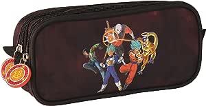 Clairefontaine 龙珠铅笔盒,22 厘米,红色(棕色)