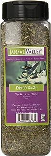 Jansal Valley Dried Basil, 6 Ounce