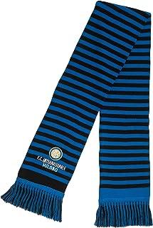 FC Inter Tubolare 12,围巾无*,黑色,蓝色,均码