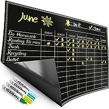 每月磁冰箱日歷 Chore Calendar