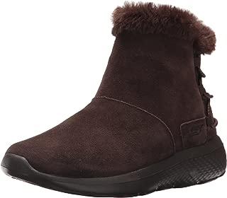 Skechers 女式 on-the-go 城市2-hibernate 冬季靴子