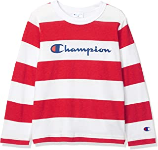 Champion 长袖T恤 CS6212 男童