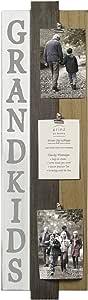 PRINZ 农舍家庭肯德尔牌匾,带 3 个用于照片的夹 1414-3004