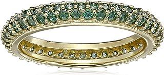 Myia Passiello Colors Swarovski Zirconia Slim Stackable Ring