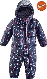 Killtec 儿童 Karter 迷你滑雪服/滑雪服带兜帽 10,000 毫米水柱,儿童,34238-000