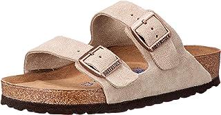 [勃肯] 凉鞋 Arizona 亚丽桑拿 Suede 常规款 [平行进口商品]