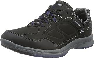 mephisto caletto-tex 橡胶1/ ORI 1黑色 / 黑色,男式低帮运动鞋 黑色 8.5 UK