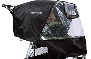 Bumbleride 婴儿车防雨罩 Indie Twin 2020