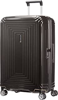 Samsonite 新秀丽 Neopulse 万向轮 M 行李箱,Metallic Black,69 cm