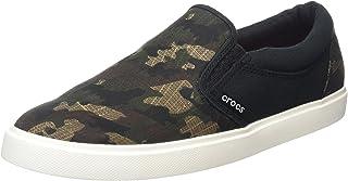 Crocs Citilane 男士图形一脚蹬运动鞋