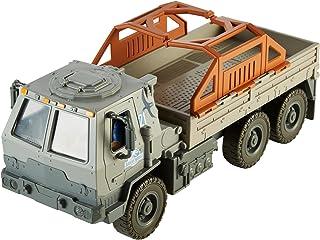 matchbox jurassic world off road rescue rig englisch version