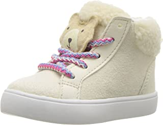 carter's Kids Sydney3 女孩新奇高帮休闲运动鞋