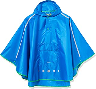 Playshoes 男女通用型兒童萊茵石獵鷹防雨夾克