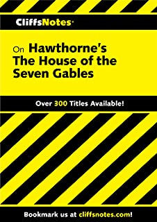CliffsNotes on Hawthorne's The House of the Seven Gables (Cliffsnotes Literature Guides) (English Edition)
