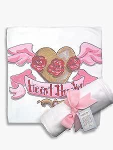 Light of Mine Designs Heart Breaker 女孩裹毯(制造商已停产)