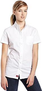 Dickies 青少年府绸短袖衬衫